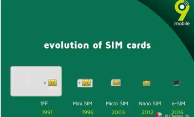 9mobile Launches E-sim