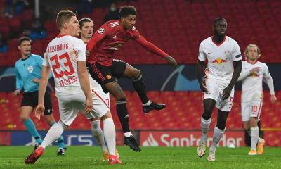 Rashford gets United hat-trick to flog Leipzig 5-0