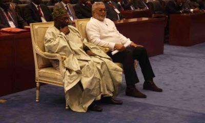 Olusegun Obasanjo & Jerry Rawlings