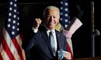 Joe Biden Wins US Presidential Election 2020