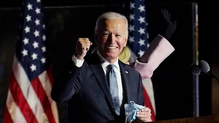 Joe Biden Wins US Presidential Election 2020