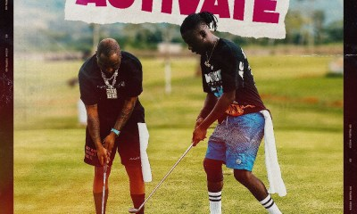 Stonebwoy 'Activates' Davido In Brand New Single