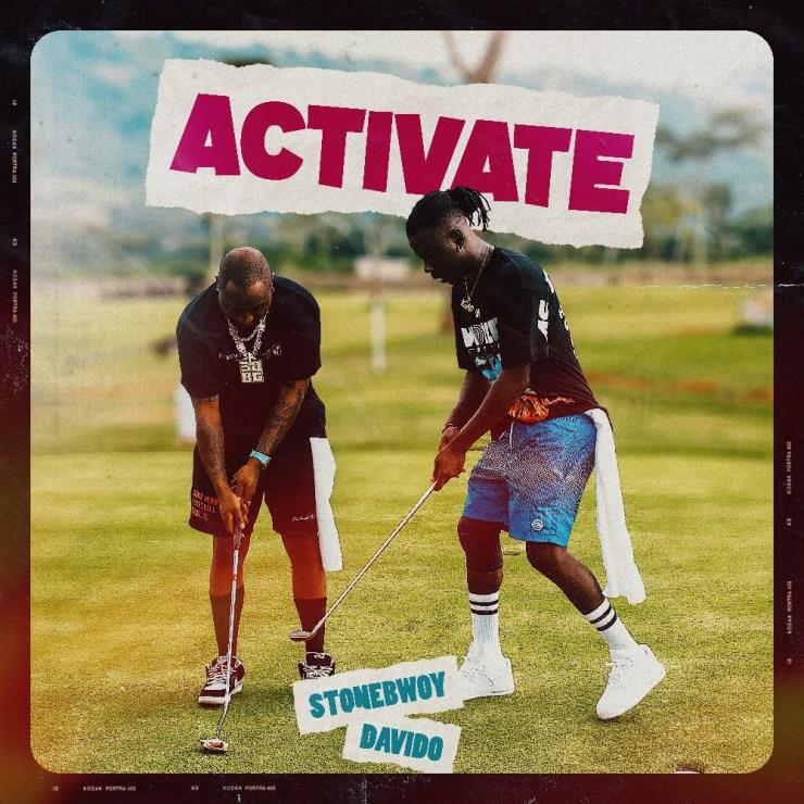 Stonebwoy 'Activates' Davido In Brand New Single