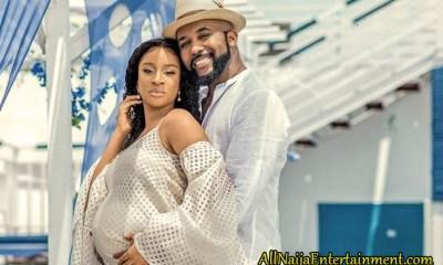 Banky W and Adesua Pregnant