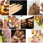 Matte Black Acrylic Nails Stiletto Nail And Manicure Trends