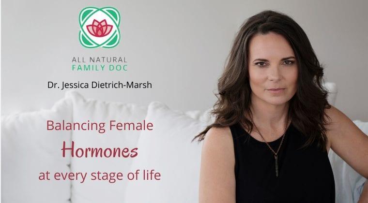 Balancing Female Hormones