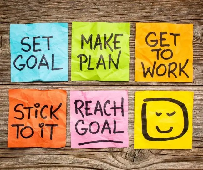 How I pace my goals