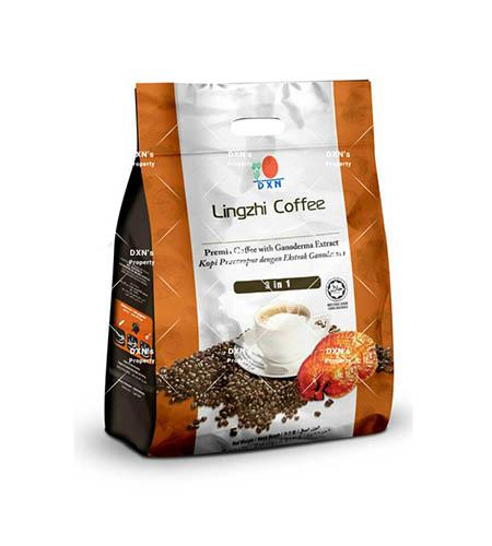قهوة لينجزي السوداء DXN Lingzhi Black