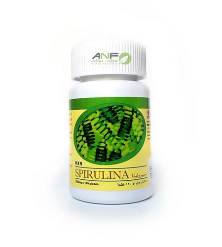 سبيرولينا dxn أقراص عبوة 120 قرص