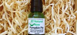 Pumpkin Pie Essential Oil Blend