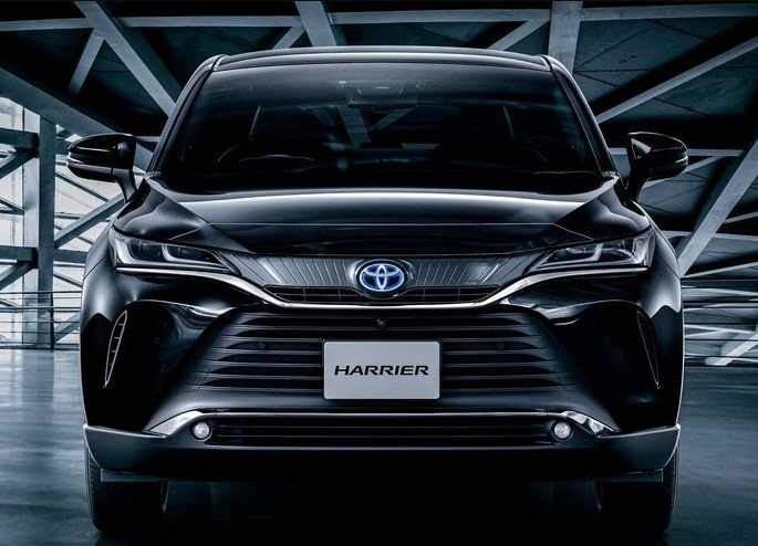 2021 Toyota Harrier New Edition