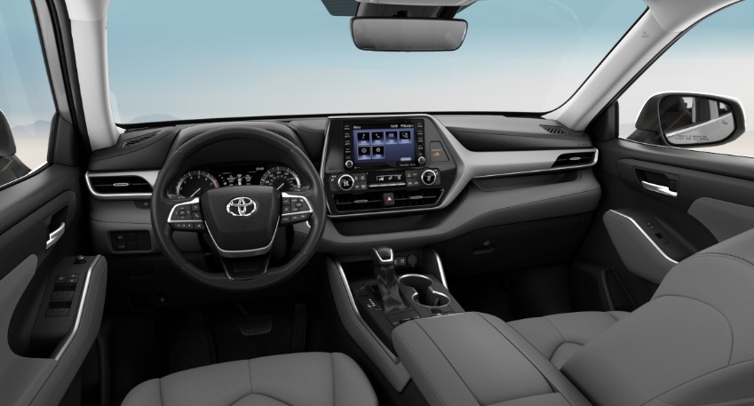 2022 Toyota Highlander will have more security features