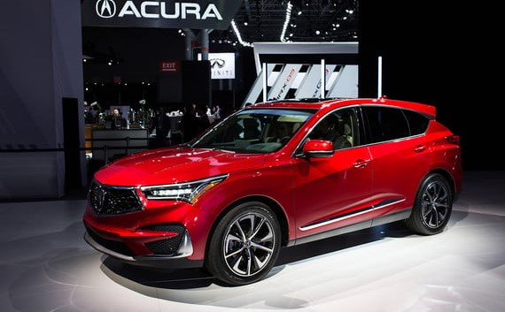 2021 Acura RDX New Edition