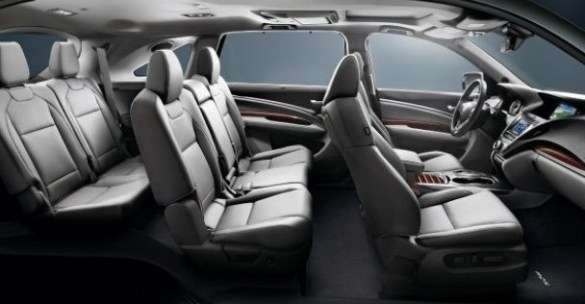 2021 Acura RDX with new Interior Design