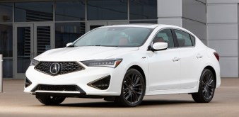 2021 Acura RLX With New Exterior Design