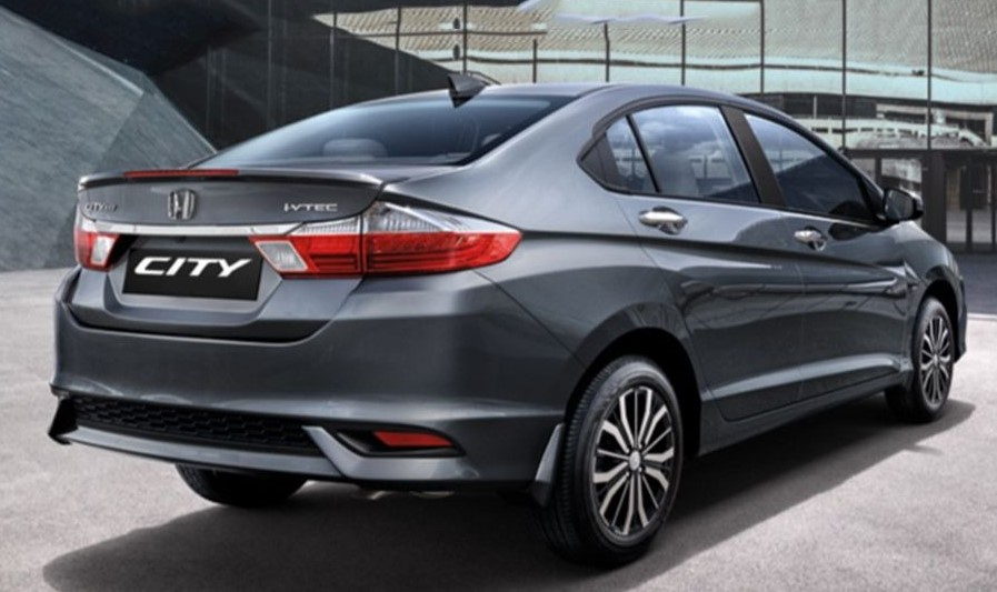 2021 Honda City Powered with new engine system