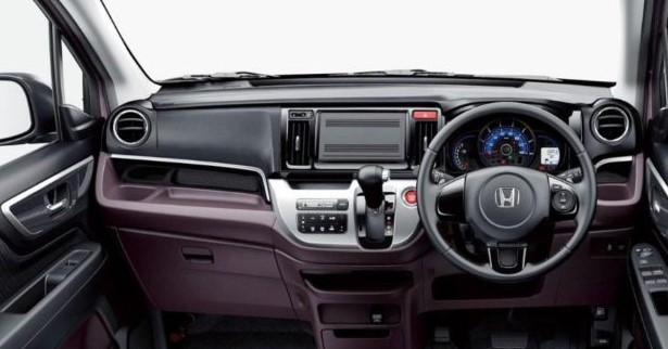 2021 Honda Element Dashboard and Features