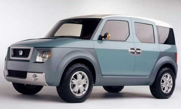 2021 Honda Element New Edition