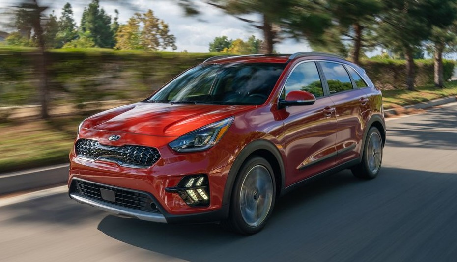 2021 Kia Niro have better performance with new engine system