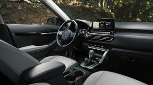 2021 Kia Soul Cabin and Features