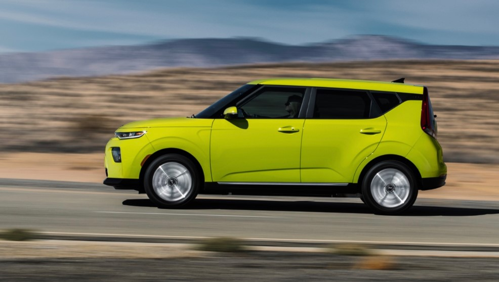 2021 Kia Soul test drive with new engine system