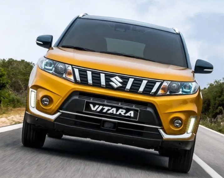 2021 Suzuki Grand Vitara Test Drive with Hybrid Engine