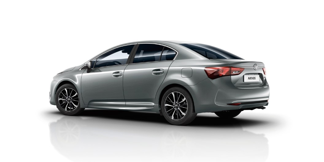 2021 Toyota Avensis powered with new engine system