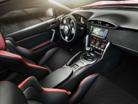 2021 Toyota Celica with new interior design