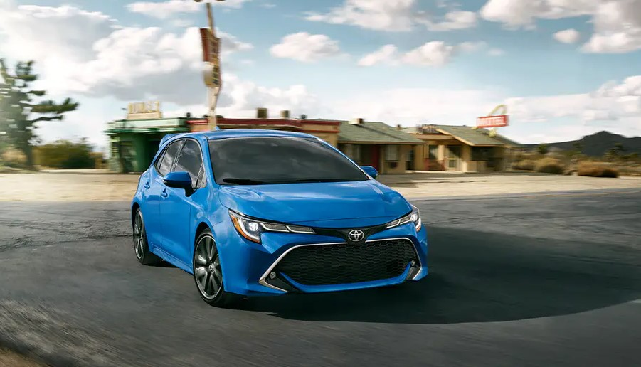 2021 Toyota Corolla iM Hatchback Powered with new engine system