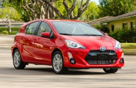 2021 Toyota Prius C Powered with new engine System