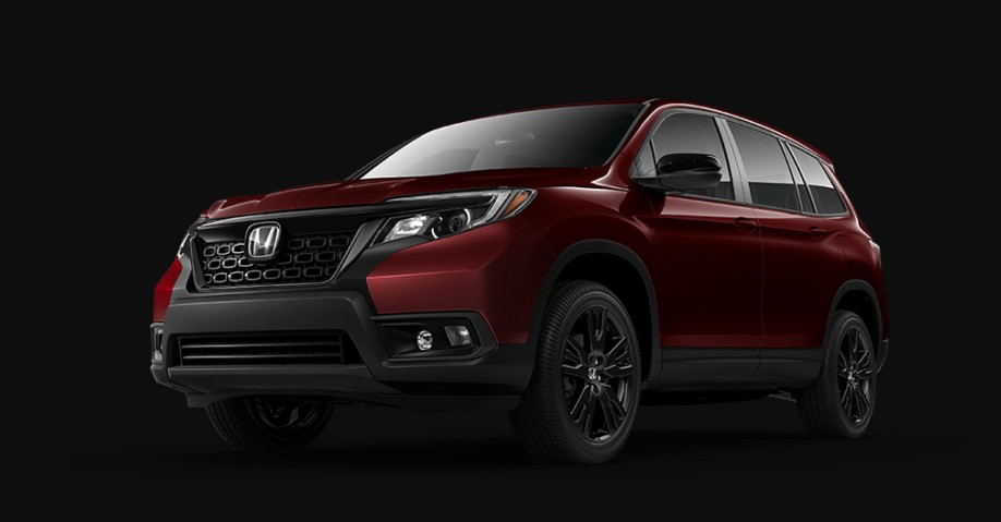 2022 Honda Passport Powered with New Engine System