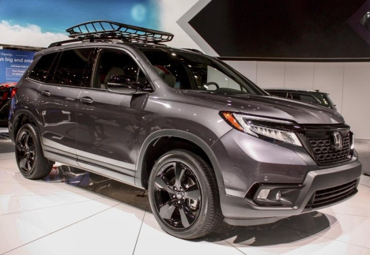 2022 Honda Passport With New Exterior Design