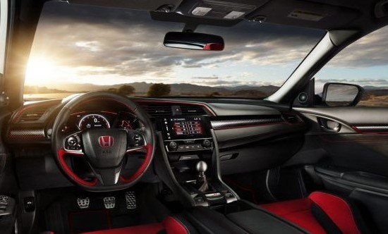 2021 Honda Accord Type R with new interior design