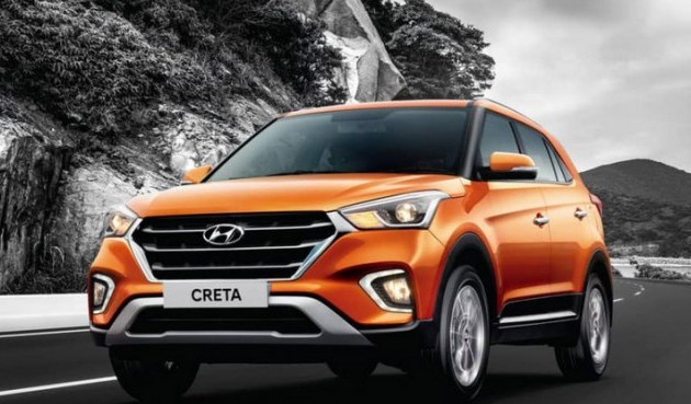 2021 Hyundai Creta Powered with 3 engine options