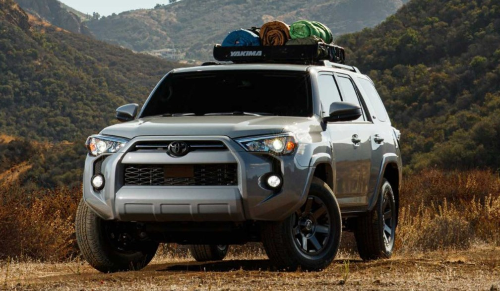 2021 Toyota 4Runner Trail New Edition