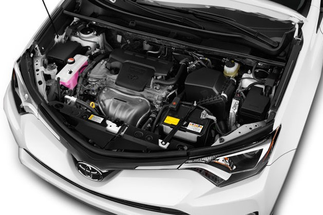 2021 Toyota RAV4 LE Engine Options
