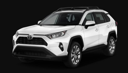 2021 Toyota RAV4 LE Review