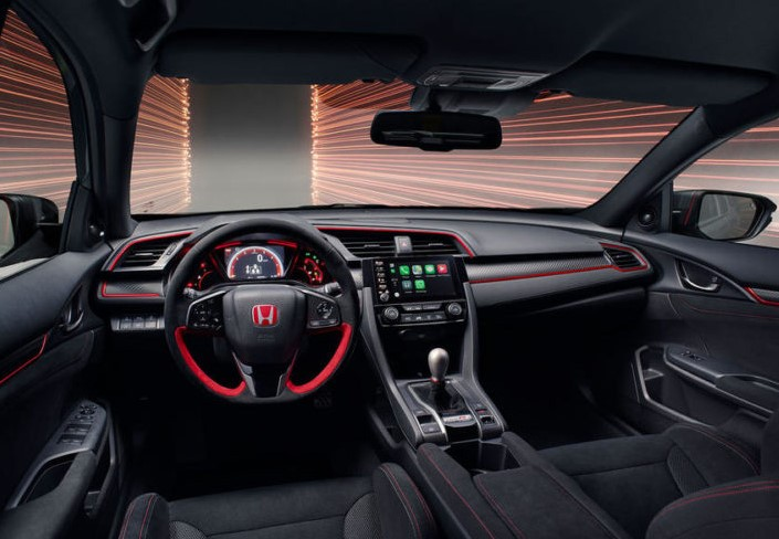 2022 Honda Civic with new interior concept