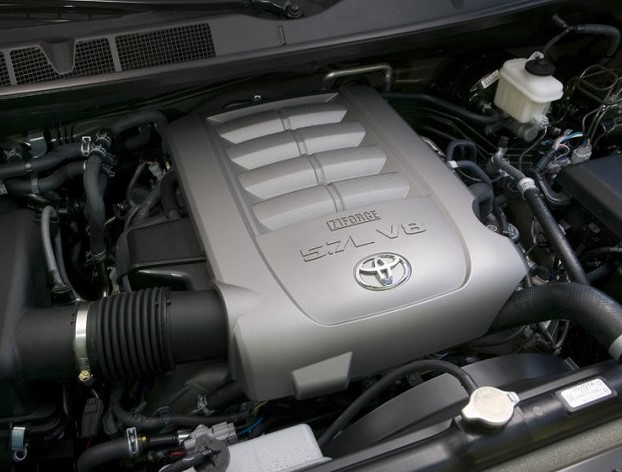 2022 Toyota Sequoia New Engine System