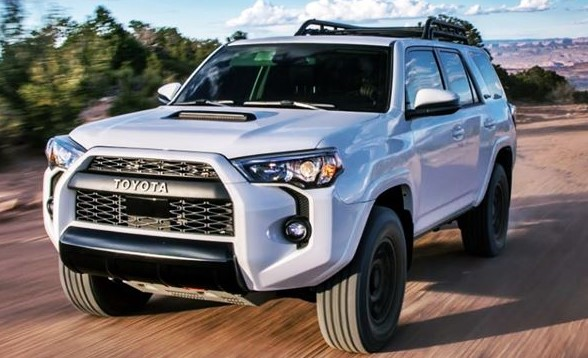 2022 Toyota 4Runner performance