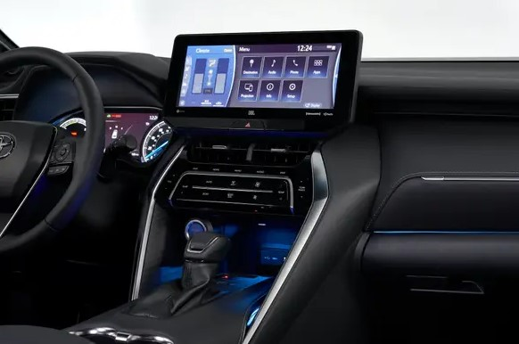 2022 Toyota Venza Infotainment Features