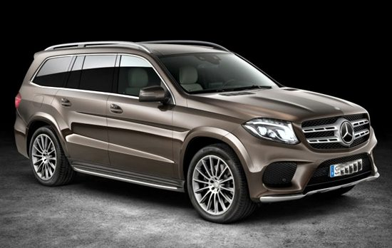 2017 Mercedes GL450 Reviews Specs Interior Release