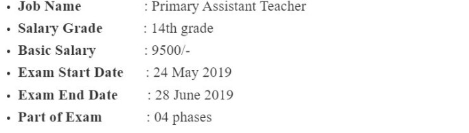 Primary-teacher-result