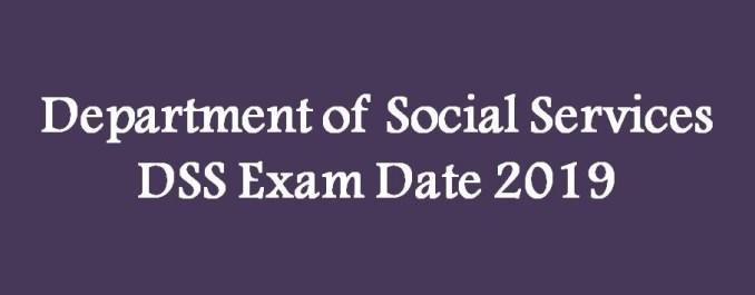 dss exam date