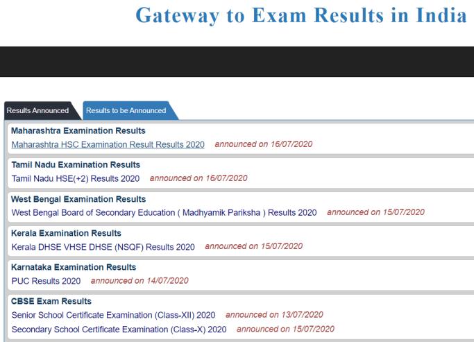 maharashtra exam result board hsc