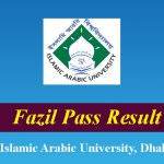 result.iau.edu.bd 2020 Fazil Pass Result Islamic Arabic University Bangladesh