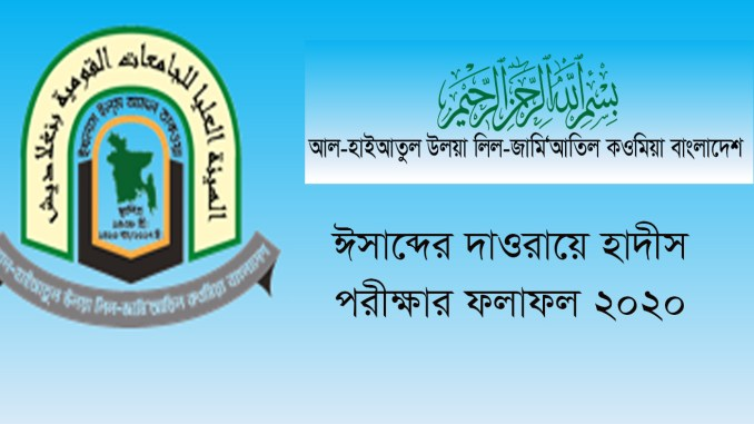 Al Haiatul Ulya Result 2020 Marksheet Download