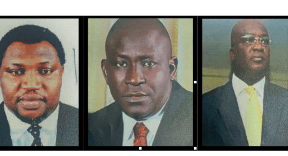 Buhari's Son-In-law, Kumo, Others Declared Wanted Over $65 Million Fraud