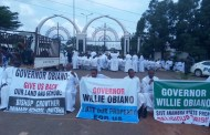 Land dispute: Anglican priests protest against Anambra Govt takeover of Church land