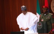 Buhari hints on possible changes in military